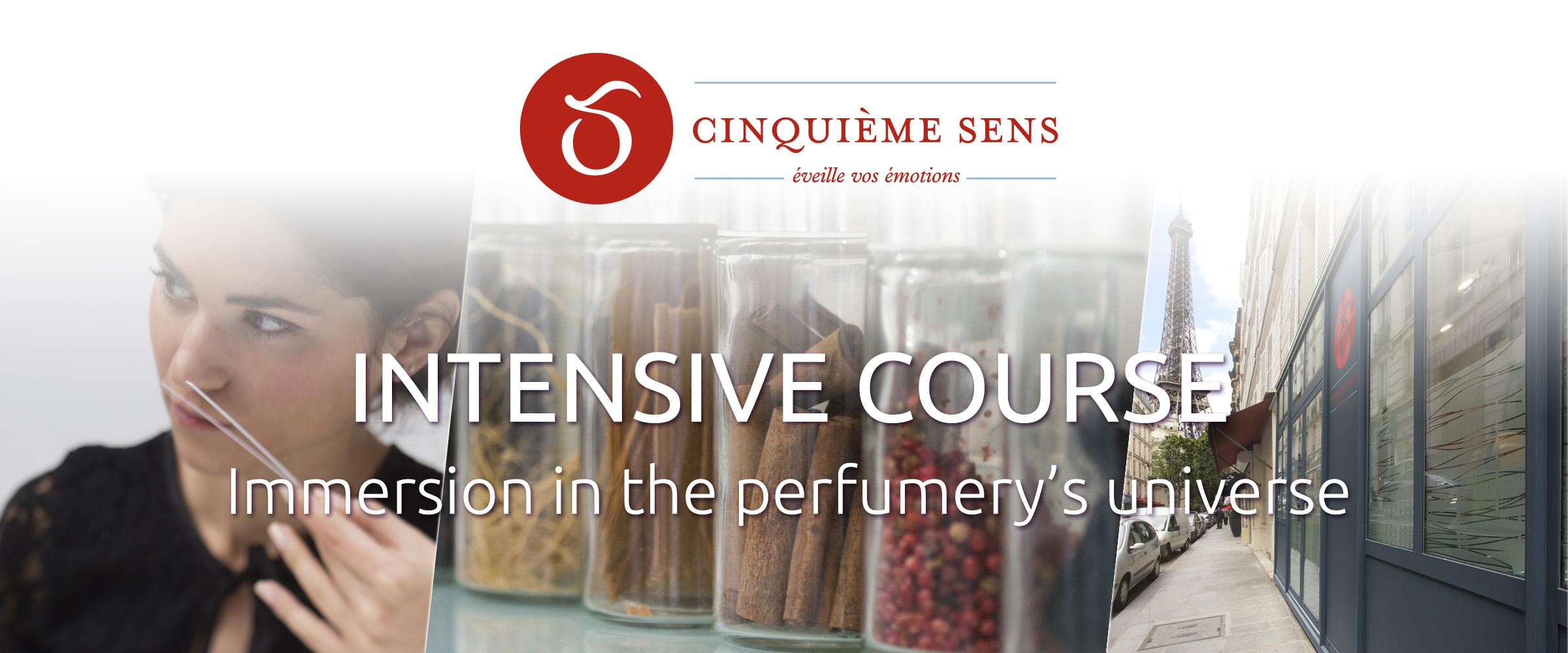 Séminaire en parfumerie chez Cinquième Sens