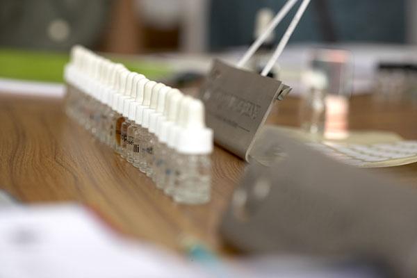 Atelier de création de parfum  - Animation parfumerie