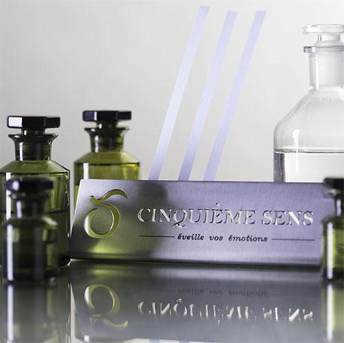 Conseil parfum Cinquième Sens