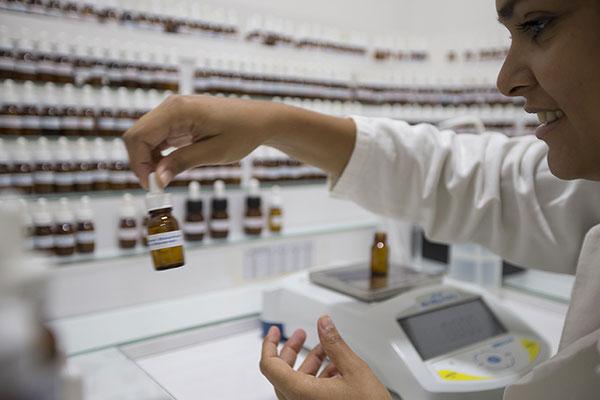 Création de parfum de marque