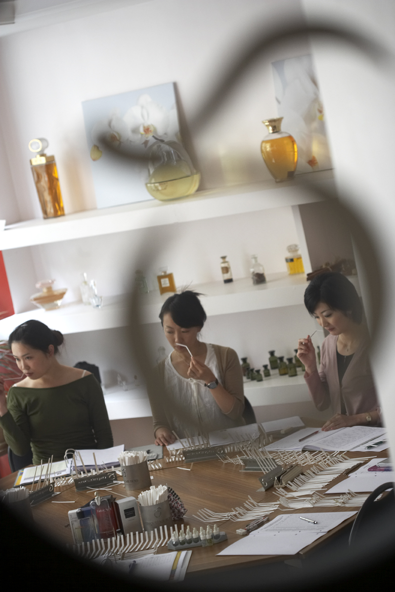 Ateliers olfactifs